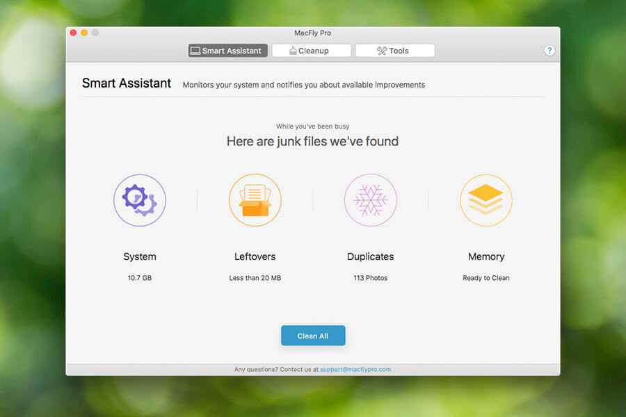MacFly Pro Smart Assistant