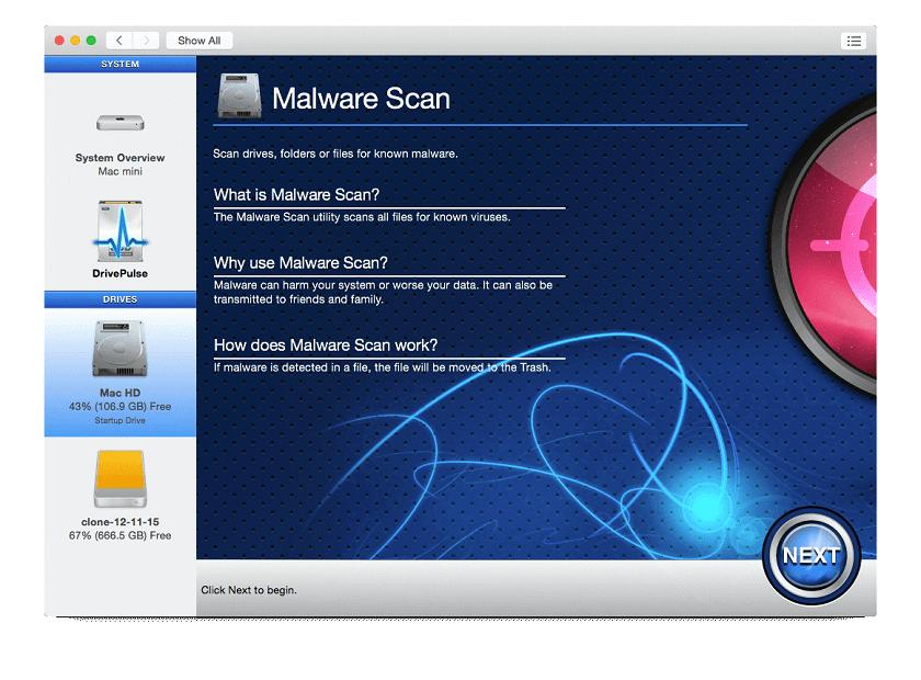Drive Genius malware